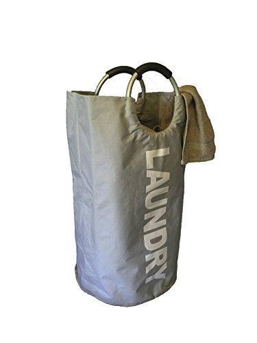 Laundry Bag With Alloy Handles For College Camping And