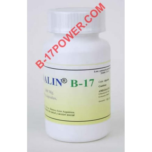amygdaline tabletten