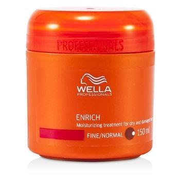 Wella Enrich Moisturizing Treatment for Dry & Damaged Hair 150ml/5oz