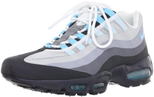 Nike Air Max 95 No sew Anthracite Black Sax Blue (511306 041