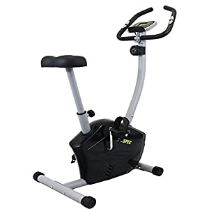 Xspec Stationary Upright Exercise Bike Cardio Workout Indoor Cycling