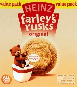 Farleys Rusks 18s (300gs) - 1
