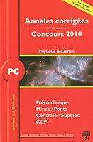 PC Physique et Chimie 2010