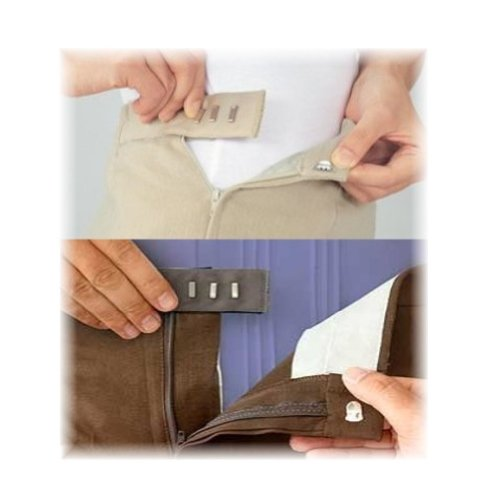 Cheapest Prices! 5 of the Clip (Hook n Eye) Type Waist Extenders