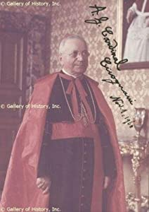 Amleto Giovanni Cardinal Cicognani - Photograph Signed - Autographed College Photos by Sports+Memorabilia