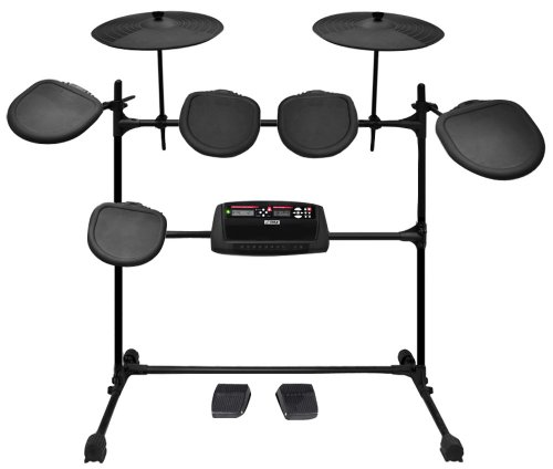Pyle-Pro PED02M Electric Thunder Drum Kit With MP3 Recorder