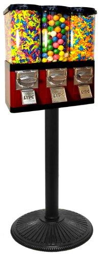Triple Pod Candy Vending Machine (Vend Machine compare prices)