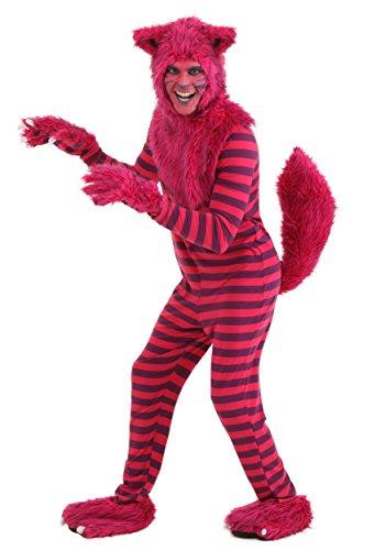 Halloween 2017 Disney Costumes Plus Size & Standard Women's Costume Characters - Women's Costume CharactersPlus Size Deluxe Cheshire Cat Costume
