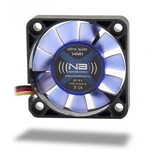 Noiseblocker BlackSilentFan XM1 Lüfter (40x40x10)