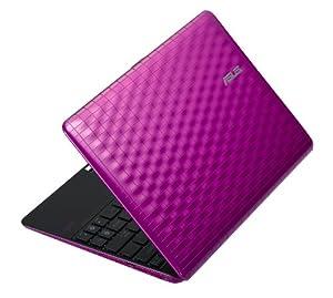 ASUS Eee PC 1008P-KR-PU37-PI 10.1-Inch Netbook - Karim Rashid Design (Pink)