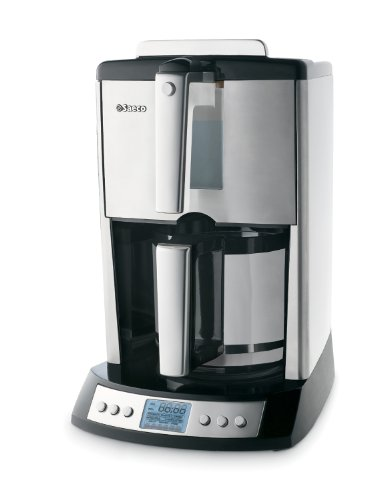 lowest price best Saeco Easy Fill 10-Cup Automatic Drip Coffee Maker With Thermal Carafe ...