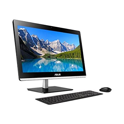 Asus ET2030IUK-B005W 19.5-inch All-in-one Desktop PC (Dual Core G3240T/2GB/500GB/Win 8.1/Intel HD Graphics), Black