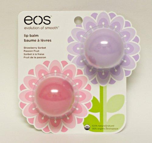 EOS パッションフルーツ&ストロベリーソルベ限定版スプリングセット