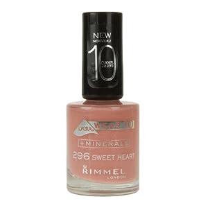 Rimmel Wear 10 Nail Polish - 296 Sweet Heart
