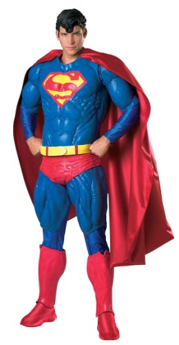 Collector's Edition Superman Costume - Adult Std.