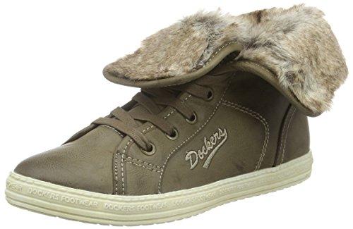 Dockers by Gerli 32LN935-6263, Sneaker donna Marrone Braun (hellbraun 340) 40