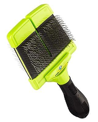 FURminator Dog Slicker Brush, Firm