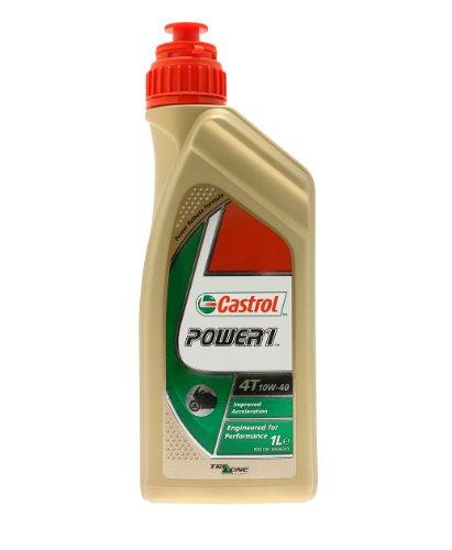 Castrol 22697176 1L Power 1 4T 10W-40 Oil