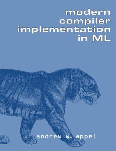 Modern Compiler Implementation in ML Paperback