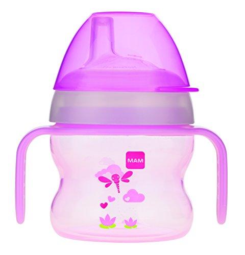 Mam Starter Cup, Girl, 5 Ounce - 1