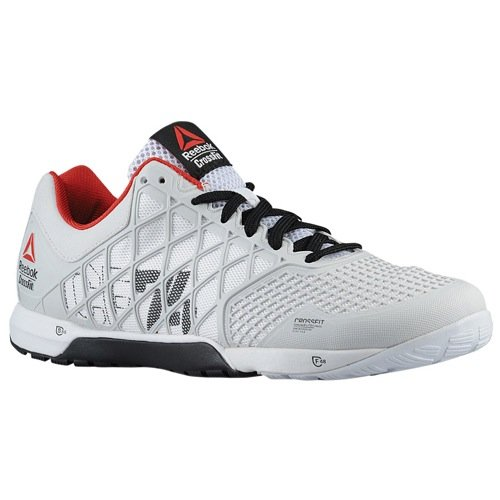 Mens Reebok Crossfit Nano 4.0 Athletic Shoes Porcelain/Black/White/Red M43436 Size 10.5
