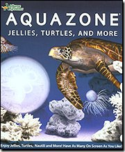 Aquazone Jellies, Turtles And More