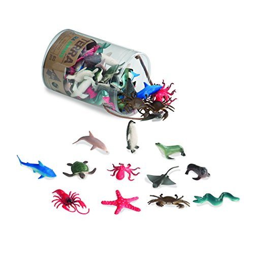 terra-by-battat-an6002z-sea-animals-toy-in-a-tube-60-piece