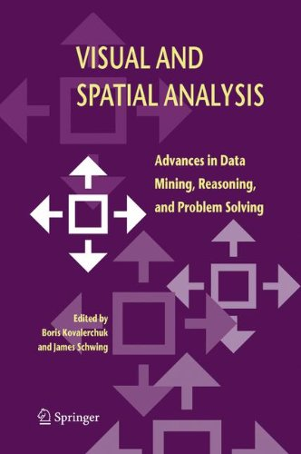 Visual and Spatial Analysis: Advances in Data Mining, Reasoning, and Problem Solving