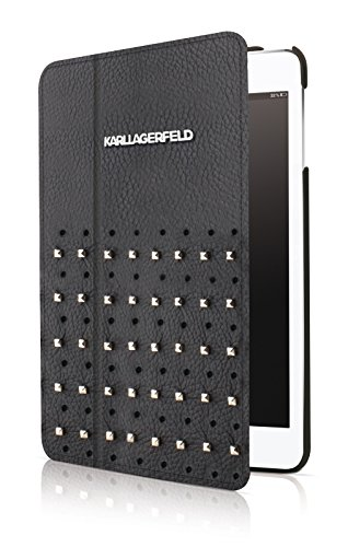 karl-lagerfeld-trendy-collection-leather-studs-folio-case-for-ipad-air-black-silver-logo-klfcd5trsb