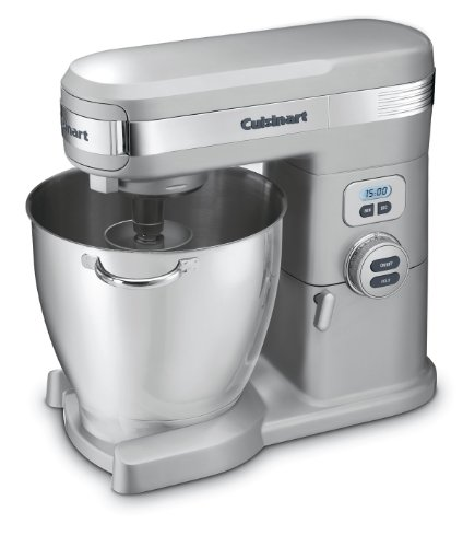 Today Cuisinart SM-70BC 7-Quart 12-Speed Stand Mixer, Brushed Chrome  Review