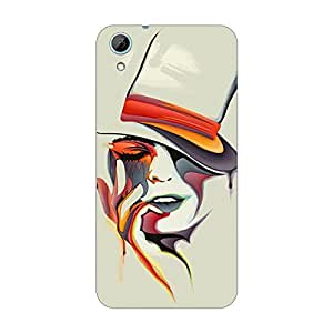 HTC 826 back case Cover, Premium Quality Designer Printed 3D Lightweight Slim Matte Finish Hard Case Back Cover for HTC 826 - Giftroom-1130