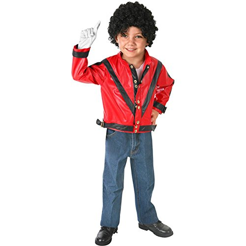 Child's Toddler Michael Jackson Thriller Jacket