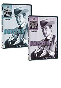 Maverick The Complete Fourth Season Back to Back 2 Pack