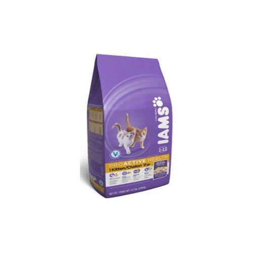Iams Proactive Health Kitten Formula Dry Cat Food