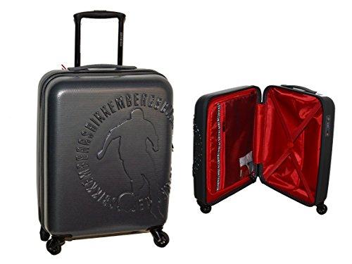 Bikkembergs trolley da viaggio valigia