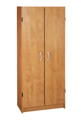 Closetmaid 24 Inch Wide Laminate Pantry Cabinet