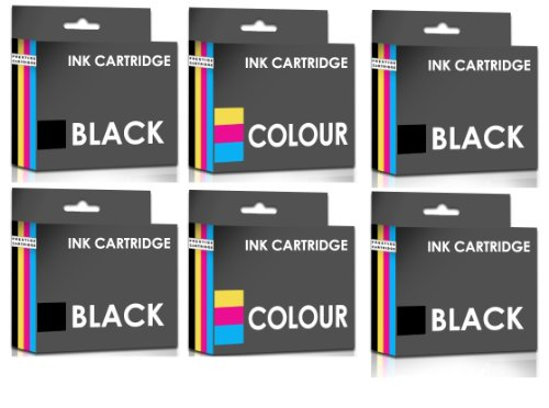 COMBO PACK - Remanufactured HP 15 &amp; 78 Ink Cartridges for HP Printers Copier 310 Colour Deskjet 3810 3816 3820 3820C 3822 916 916c 920 920c 920cvr 920cxi 940 940c 940cvr 948 Digital Fax 1230 FAX 1230XI Officejet 5105 5110 5110V 5110XI V30 V40 V40XI V45 V45XI PSC 2120 700 720 750 750CXI 750SE 750XI 760 900 950 950SE 950VR 950XI - TWO SETS PLUS TWO BLACKS
