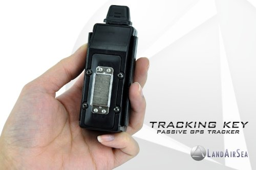 LandAirSea LAS-1505 Tracking Key Vehicle GPS Tracking System with Four Extra Batteries