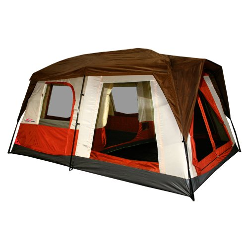 Suisse Sport 14u0027 x 10u0027 Montana Family Dome Tent With Screened Porch Room Feature  sc 1 st  Tents Today Deals & Tents Today Deals: Suisse Sport 14u0027 x 10u0027 Montana Family Dome Tent ...