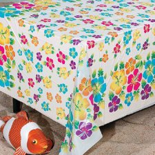 Hibiscus Table Cover