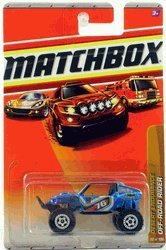 Desert Endurance Off-road Rider 92/100 by Matchbox - 1