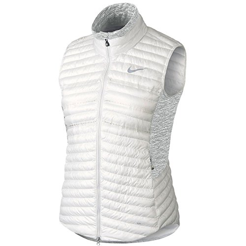 Nike Aeroloft Golf Vest 2015 Ladies Summit White/Black X-Small