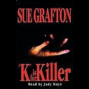 K is for Killer | Sue Grafton