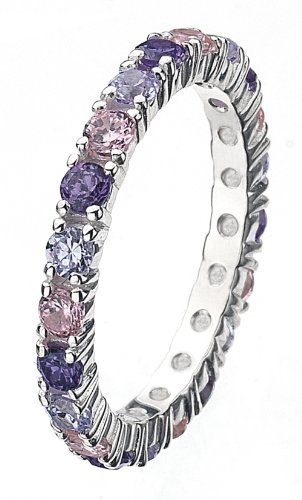 Virtue-Damen-Ring-Sterling-Silber-925-Zirkonia