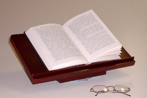 Swivel Book Stand 9