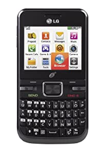 LG 530G Prepaid Phone With Triple Minutes (Tracfone)