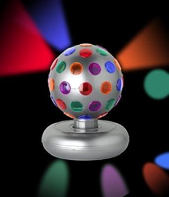 Stehle Filmscheinwerfer leuchten r5341 87 tisch discokugel inkl 1x e14 mit