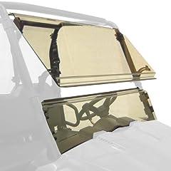 Kolpin Polaris Ranger 400 Electric Full Tilting Windshield by Kolpin