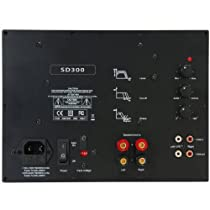 Yung SD300 300W Class D Subwoofer Plate Amplifier Module No Boost