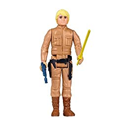 Star Wars Luke Skywalker Bespin Jumbo Kenner Figure
